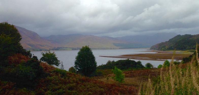 Loch Carron.