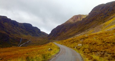 Bealach na Ba, The Pass of the Cattle.