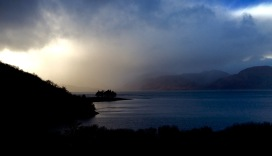 Loch Linnhe at Kentallen.