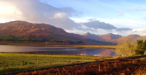 North Shore of Loch Eil, near Drumsallie.