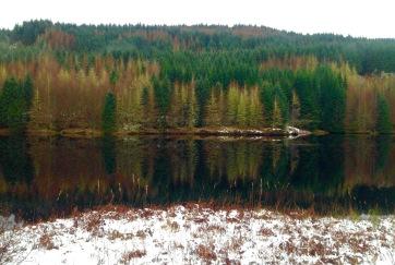 North of Kilmelfort.