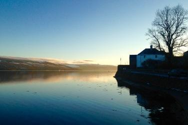 Loch Fyne again.