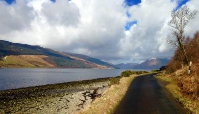 Loch Striven.