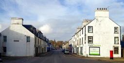 Argyll Street, Lochgilphead.