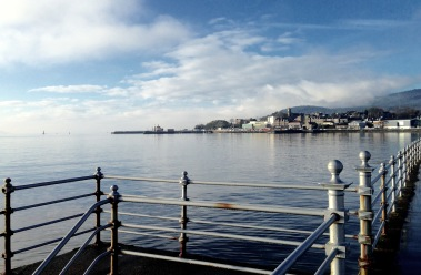 Dunoon.