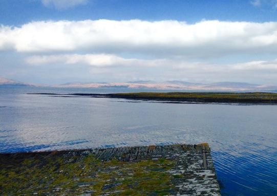 The Old Slipway, Sound of Jura.