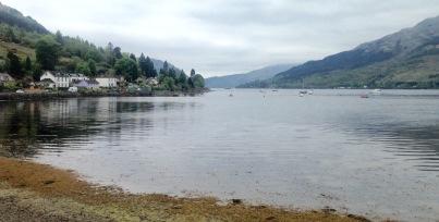 Loch Goil from Lochgoilhead.