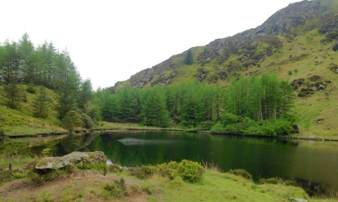 The isolated and peaceful Corran Lochan.