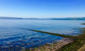 The Firth of Clyde from Helensburgh.